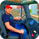 In Truck Driving Euro Truck 2019 APK MOD Unlimited Money 1.1 for android