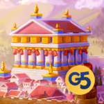 Jewels of Rome Match gems to restore the city APK MOD Unlimited Money 1.14.1400 for android