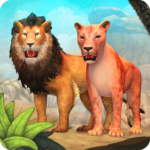 Lion Family Sim Online – Animal Simulator APK (MOD, Unlimited Money) 4.0 for android