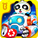 Little Panda Green Guard APK MOD Unlimited Money 8.43.00.10 for android