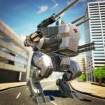 Mech Wars Multiplayer Robots Battle APK MOD Unlimited Money 1.413 for android