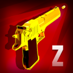 Merge Gun Shoot Zombie APK MOD Unlimited Money 2.7.4 for android