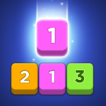 Merge Number Puzzle APK MOD Unlimited Money 1.0.9 for android