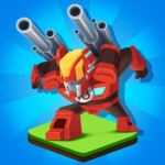 Merge Robots – Click Idle Tycoon Games APK MOD Unlimited Money 1.4.0 for android