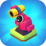 Merge Tower Bots APK MOD Unlimited Money 2.1.6 for android