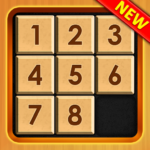 Number Puzzle – Classic Slide Puzzle – Num Riddle APK MOD Unlimited Money 1.4.0 for android