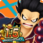 ONE PIECE Bounty Rush APK MOD Unlimited Money 33000 for android