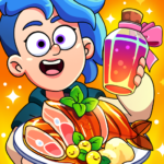 Potion Punch 2 Fantasy Cooking Adventures APK MOD Unlimited Money 1.2.4 for android