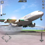 Real Plane Flight Simulator: Fly 3D Game APK (MOD, Unlimited Money) 1.0.8 for android