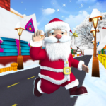 Santa Run APK MOD Unlimited Money 1.1.3 for android
