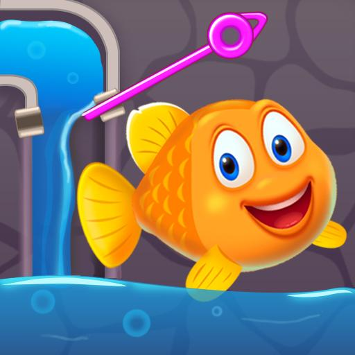 Save the Fish – Pull the Pin Game APK MOD Unlimited Money 10.3 for android