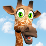 Talking George The Giraffe APK MOD Unlimited Money 14 for android
