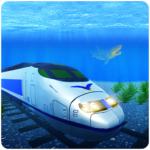 Train Games Under Water Railway 2020 APK MOD Unlimited Money 1.0.1 for android