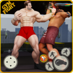 Virtual Gym Fighting Real BodyBuilders Fight APK MOD Unlimited Money 1.1.3 for android