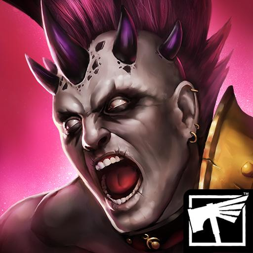 Warhammer Chaos Conquest – Build Your Warband APK MOD Unlimited Money 1.20.55 for android