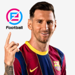 eFootball PES 2020 APK MOD Unlimited Money 4.6.1 for android