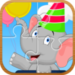 54 Animal Jigsaw Puzzles for Kids APK MOD Unlimited Money 1.1.8 for android