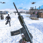 Army shooting game Commando Games APK MOD Unlimited Money 4.07 for android