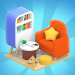 Art House 3D – Interior Design puzzle APK MOD Unlimited Money 0.5 for android