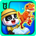 Baby Panda's Dinosaur World APK (MOD, Unlimited Money) 8.48.14.10 for android
