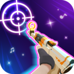 Beat Shooter – Gunshots Rhythm Game APK MOD Unlimited Money 1.0.6 for android