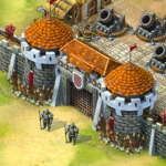 CITADELS Medieval War Strategy with PVP APK MOD Unlimited Money 18.0.9 for android