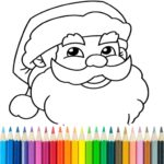 Christmas Coloring APK MOD Unlimited Money 13.9.6 for android