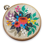 Cross Stitch Club Color by Numbers with a Hoop APK MOD Unlimited Money 1.4.20 for android