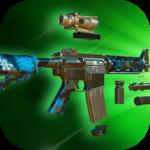 Custom Gun Simulator 3D APK MOD Unlimited Money 3.7 for android