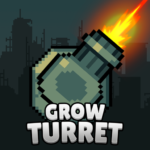 Grow Turret – Idle Clicker Defense APK MOD Unlimited Money 7.3.5 for android