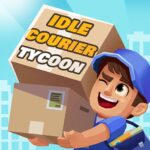 Idle Courier Tycoon – 3D Business Manager APK MOD Unlimited Money 1.0.10 for android