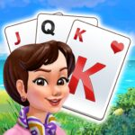 KingsQueens Solitaire Tripeaks APK MOD Unlimited Money 1.189.9 for android