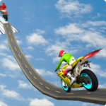Moto Bike Racing Super Rider APK MOD Unlimited Money 1.1 for android