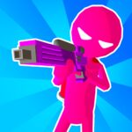 Paintman 3D – Stickman shooter APK MOD Unlimited Money 1.7 for android
