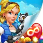 Park Town: Match 3 Game with a story! APK (MOD, Unlimited Money) 1.32.3602 for android