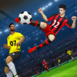 Soccer League Dream 2019 World Football Cup Game APK MOD Unlimited Money 1.0.7 for android