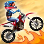 Top Bike – best physics bike stunt racing game APK (MOD, Unlimited Money) 5.09.67  for android