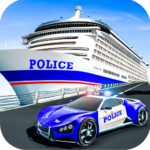 US Police Muscle Car Cargo Plane Flight Simulator APK MOD Unlimited Money 4.3 for android