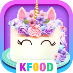 Unicorn Chef Cooking Games for Girls APK MOD Unlimited Money 4.4 for android