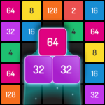 X2 Blocks – Merge Puzzle 2048 APK MOD Unlimited Money 1.4.3 for android
