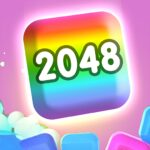 2048 Merge Blocks APK MOD Unlimited Money 1.6 for android