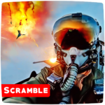 Air Scramble Interceptor Fighter Jets APK MOD Unlimited Money 1.0.3.21 for android