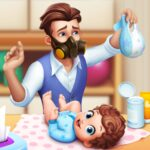 Baby Manor APK MOD Unlimited Money 1.00.23 for android