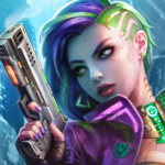 Battle Night Cyber Squad-Idle RPG APK MOD Unlimited Money 1.1.6 for android