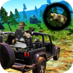 Bear Hunting on Wheels 4×4 – FPS Shooting Game 18 APK MOD Unlimited Money 1.6 for android