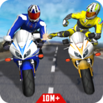 Bike Attack Race : Highway Tricky Stunt Rider APK (MOD, Unlimited Money) 5.1.03 for android