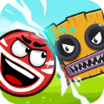 Bounce Ball 6 Red Bounce Ball Hero APK MOD Unlimited Money 2.0 for android