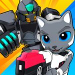 CATRIX Clash of Cats APK MOD Unlimited Money 2.5.0 for android