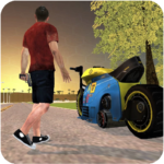 Car Theft of the Future APK MOD Unlimited Money 1.3 for android