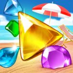 Cascade Jewel Matching Adventure APK MOD Unlimited Money 2.4.8 for android